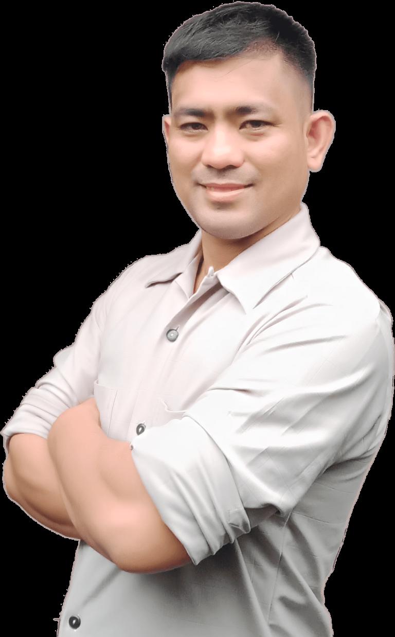 Meet Adonis Imperial, owner of AIMPERIAL Design Digital Marketing Agency