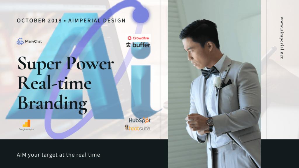 Super Power Real-time Branding