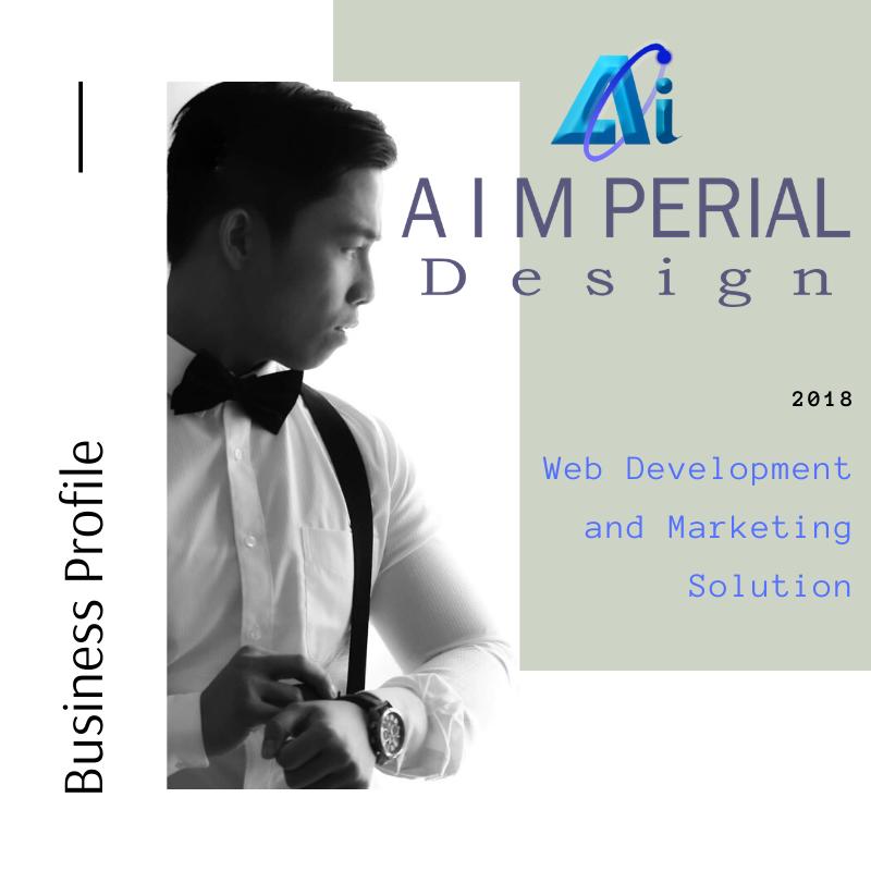 AIMPERIAL Design Digital Marketing Agency 2018