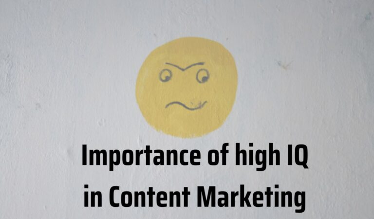 Why does Content Marketing Need to Have a High Emotional Quotient?